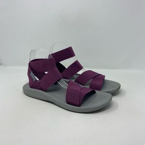 Columbia Womens Strappy Sports Hiking Sandals Sz 9